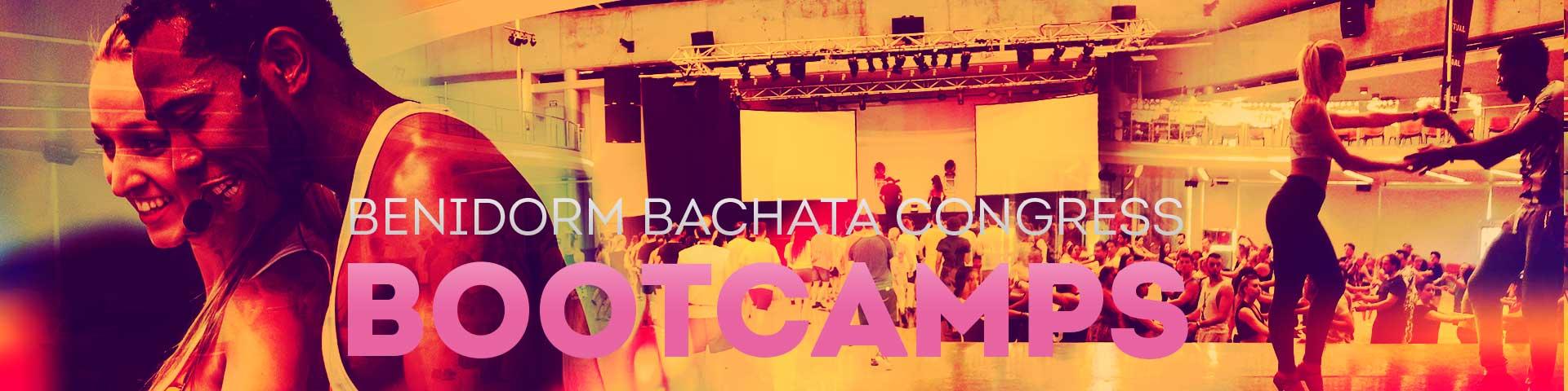 Bootcamps Benidorm Bachata Congress